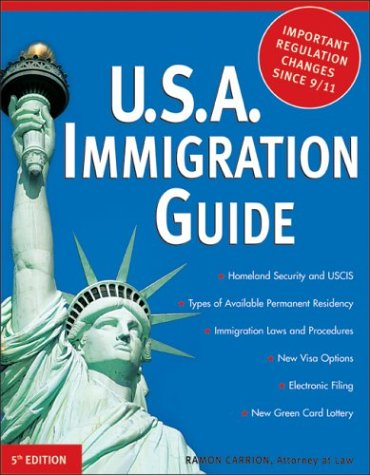 9781572483927: USA Immigration Guide