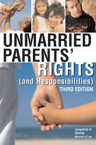 9781572485303: Unmarried Parents' Rights (and Responsibilities)