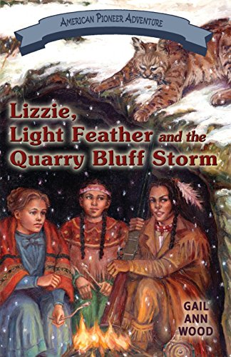 Lizzie, Light Feather and the Quarry Bluff: Gail Wood