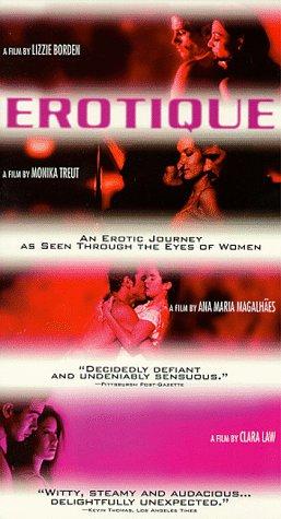9781572520882: Erotique [VHS]