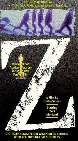 9781572521162: Z [VHS] [Import USA]