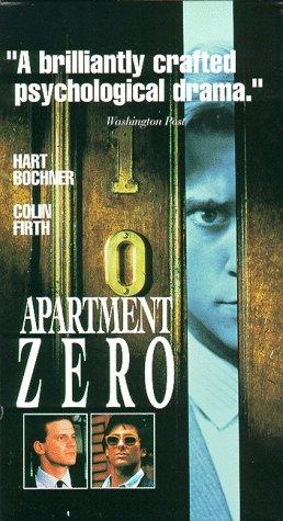 9781572521292: Apartment Zero [VHS]