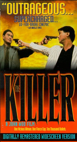 9781572521315: The Killer (Unrated Widescreen Edition) [VHS]