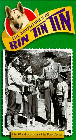 9781572521667: Rin Tin Tin: Blood Brothers [VHS]