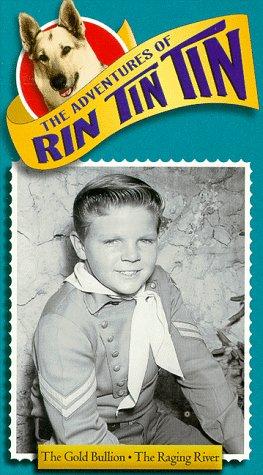 9781572521681: Rin Tin Tin: Gold Bullion & Raging River [VHS]