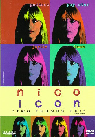 9781572522190: Nico Icon [USA] [DVD]