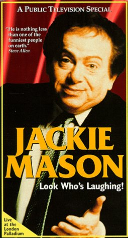 9781572522374: Jackie Mason: Look Who's Laughing [VHS]