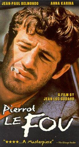 9781572522541: Pierrot Le Fou [VHS]
