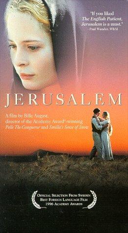 9781572522718: Jerusalem [VHS] [Import USA]