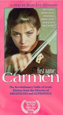 9781572523098: First Name - Carmen [VHS]