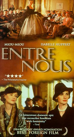 9781572523579: Entre Nous (English subtitles) [VHS]