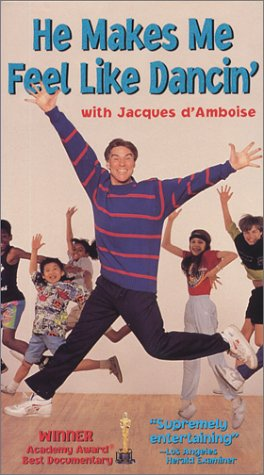 9781572523807: He Makes Me Feel Like Dancin [VHS]