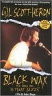 9781572524033: Black Wax & Is That Jazz [VHS]