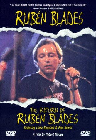 9781572524118: Ruben Blades: The Return of Ruben Blades