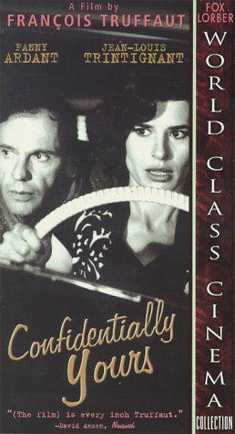 9781572524460: Confidentially Yours [VHS]