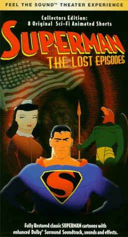 9781572524675: Superman: Lost Episodes [VHS]