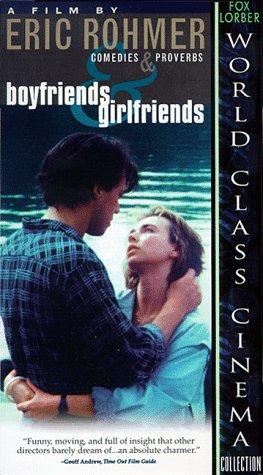 9781572525009: Boyfriends & Girlfriends [VHS]