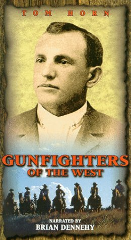 9781572526136: Gunfighters: Tom Horn [VHS]