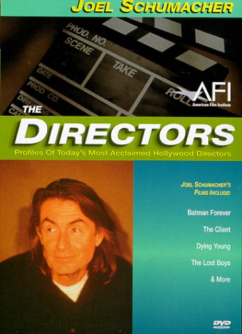 9781572527805: The Directors - Joel Schumacher