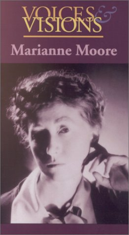9781572528017: Voices & Visions: Marianne Moore [VHS]