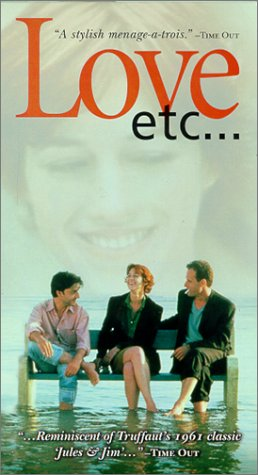 9781572528222: Love Etc [VHS] [Import USA]