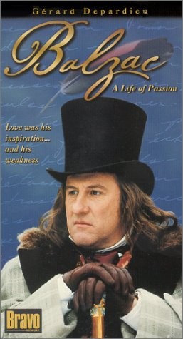 9781572529663: Balzac: A Life of Passion [VHS]