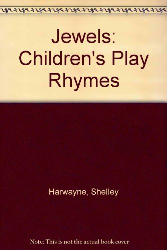 9781572550292: Jewels: Children's Play Rhymes