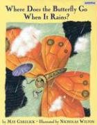 9781572551626: Where Does the Butterfly Go When It Rains?