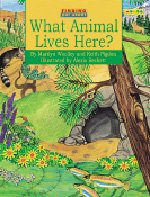 9781572554702: What Animal Lives Here?