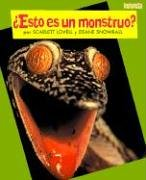 Esto Es un Monstruo? = Is This a Monster? (Spanish Edition) (9781572554948) by Scarlett Lovell; Diane Snowball