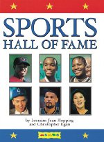9781572557765: Sports Hall of Fame: Ken Griffey, Jr., Peyton Manning, Serena Williams, Venus Williams, Grant Hill, Michelle Kwan