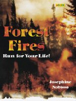 9781572557932: Forest Fires: Run for Your Life!
