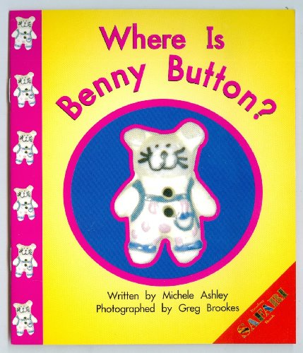 Where is Benny Button?: Michele Ashley
