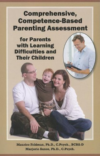 9781572561465: Comprehensive, Competence-Based Parenting Assessment for Parents with Learning Difficulties and Their Children