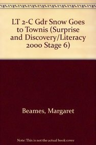 LT 2-C Gdr Snow Goes to Townis: Beames, Margaret