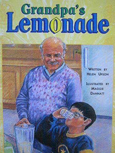 9781572579996: Grandpa's lemonade (Storyteller)