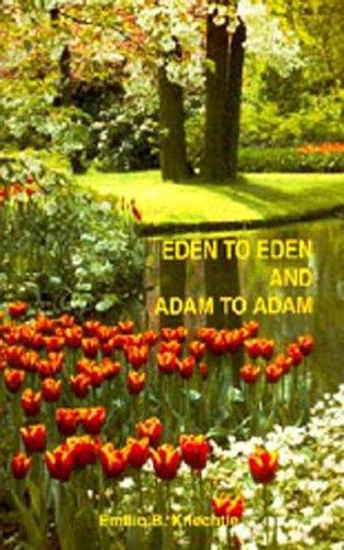 9781572581050: Eden to Eden and Adam to Adam