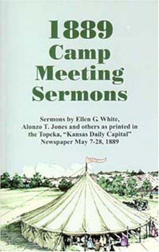 9781572581319: 1889 Camp Meeting Sermons
