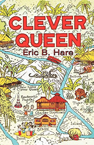 9781572582118: Clever Queen: A Tale of the Jungle and of Devil Worshipers