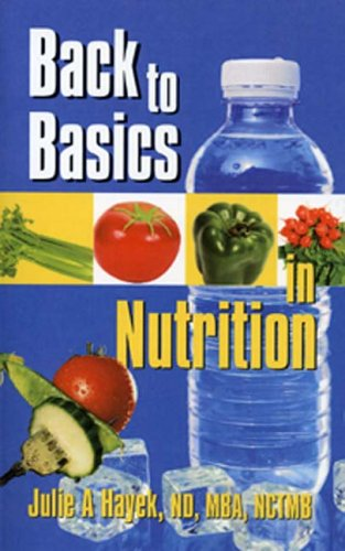 9781572584242: Back to Basics in Nutrition