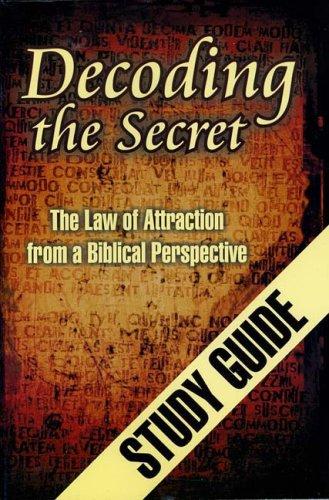 Decoding the Secret Study Guide: Rich Cavaness &