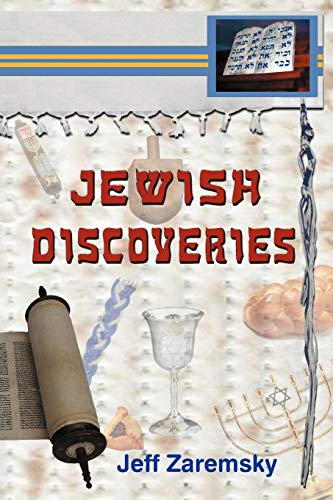 JEWISH DISCOVERIES: Jeff Zaremsky