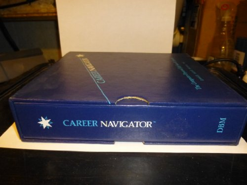 9781572590922: Career Navigator Windows Disk