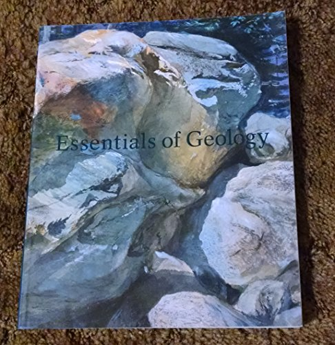 Essentials of Geology: Stanley Chernicoff, Chip