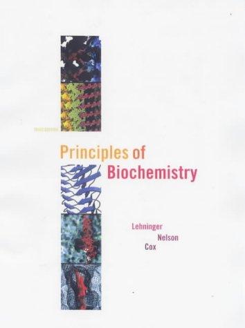 9781572591530: Principles of Biochemistry
