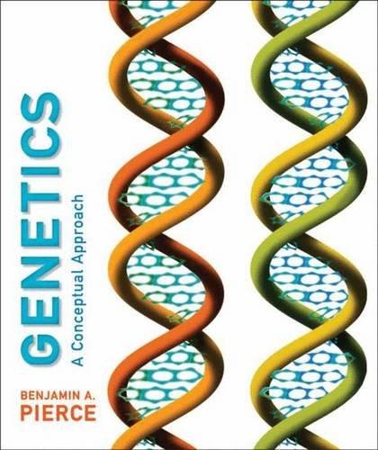 9781572591608: Genetics: A Conceptual Approach