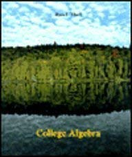 College Algebra: Warren L. Ruud, Terry L. Shell