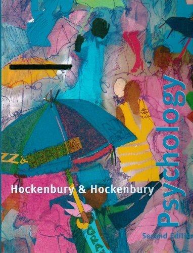 Psychology: Hockenbury, Don H.; Hockenbury, Sandra E.