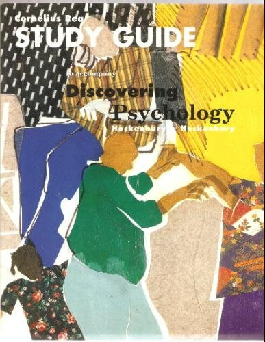 Study Guide T/A Discovering PS: A Concise History Vol: Don H. Hockenbury, Sandra E. Hockenbury