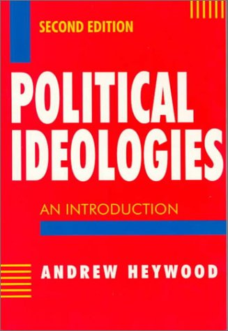 9781572597235: Political Ideologies: An Introduction